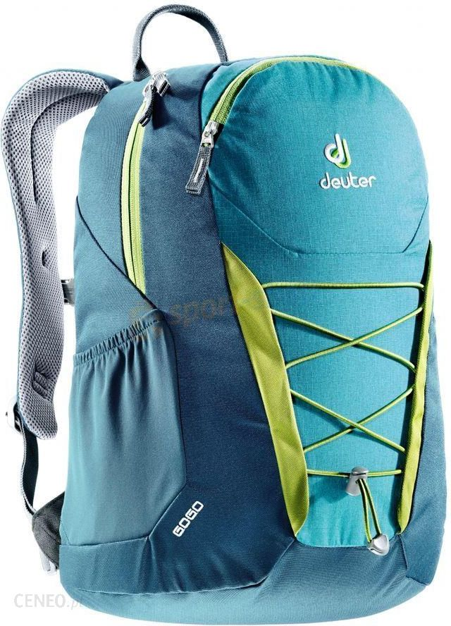 16d4ac2657549 Plecak Deuter Gogo 25L Niebiesko Zielony - Ceny i opinie - Ceneo.pl
