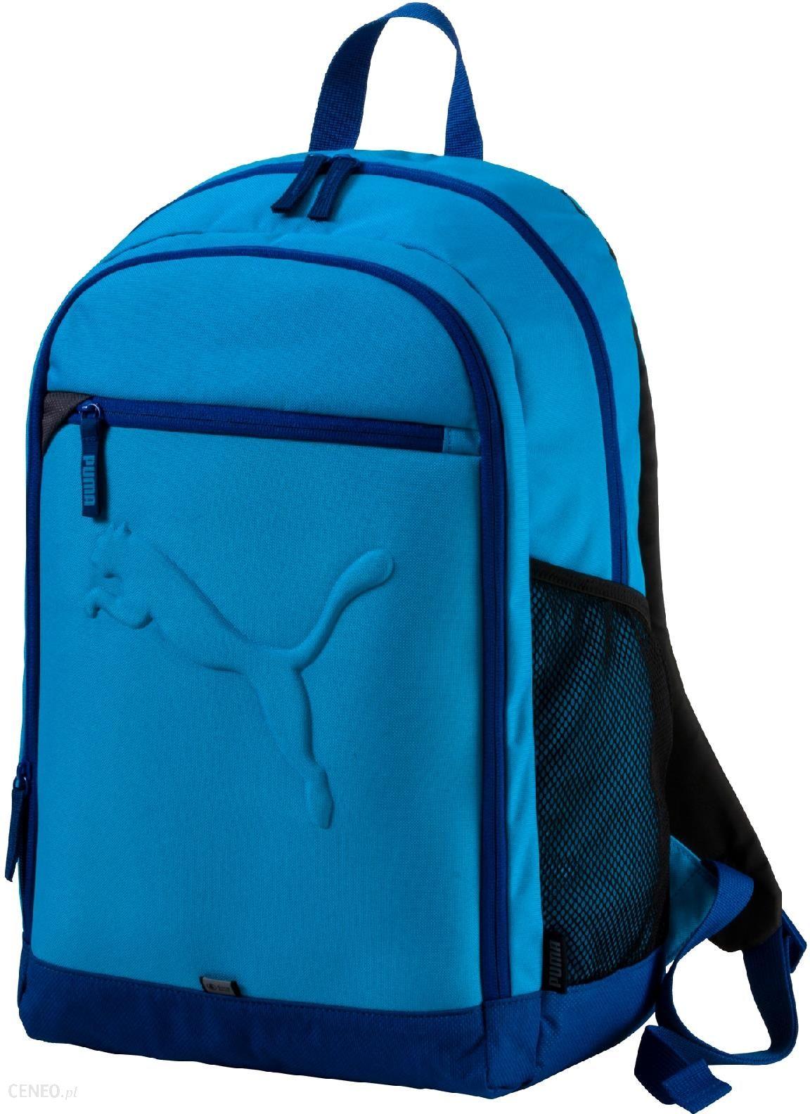 ea7b2455bdbb4 Plecak Puma Buzz Backpack Blue Danube Gwarancja Terminu Lub 50 Zł! -  zdjęcie 1