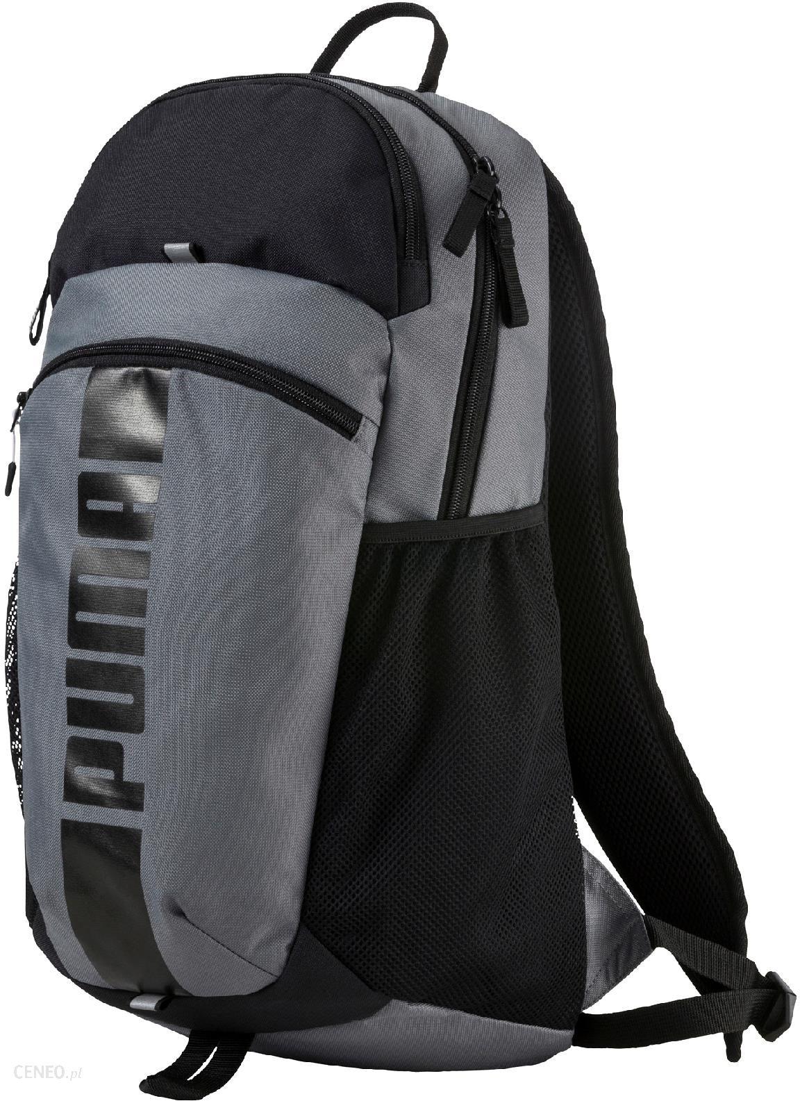 f0736764d507 Plecak Puma Deck Backpack Ii Black Quiet S - Ceny i opinie - Ceneo.pl
