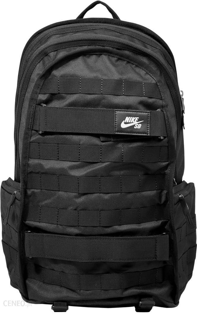 12aca12405e7c Plecak Nike Sb Solid Black - Ceny i opinie - Ceneo.pl