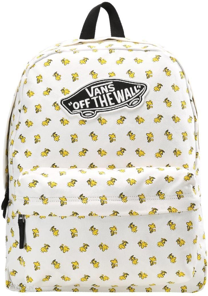 d075e1d406351 Plecak Vans Peanuts Realm White VA3AOWO45 - Ceny i opinie - Ceneo.pl