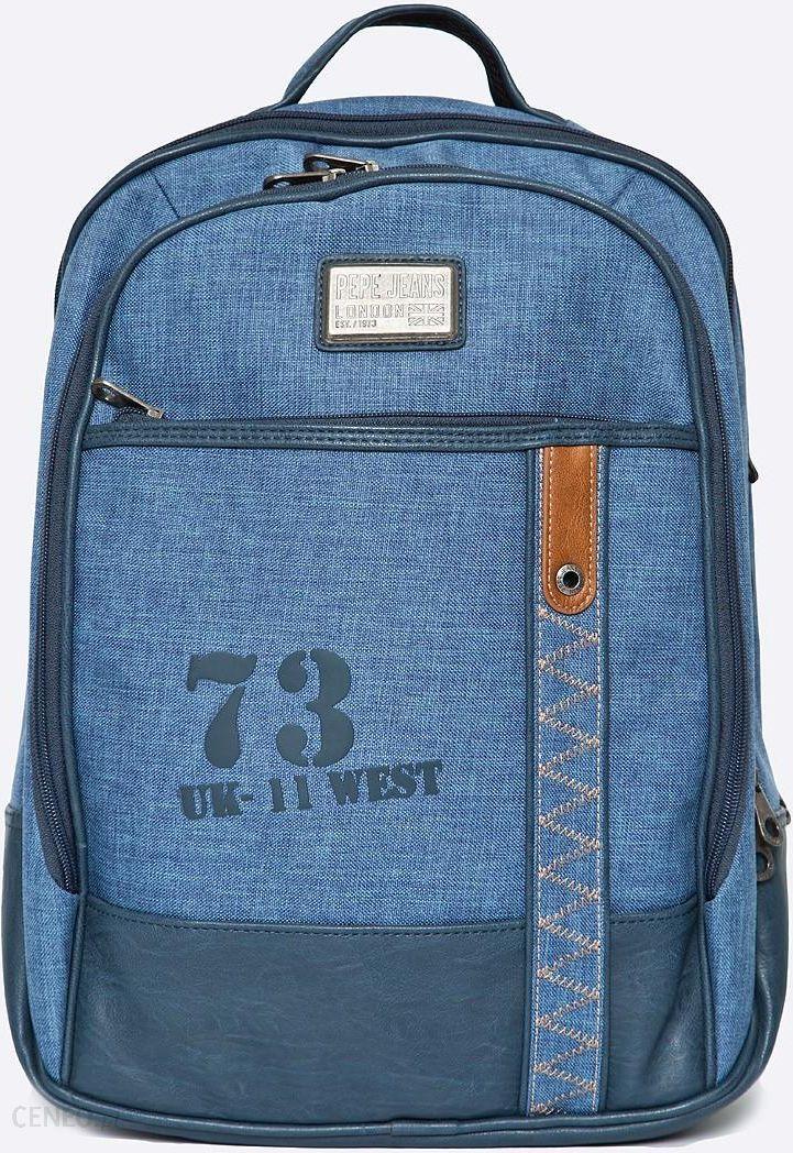 ce437a2b1ded1 Plecak Pepe Jeans Plecak - Ceny i opinie - Ceneo.pl