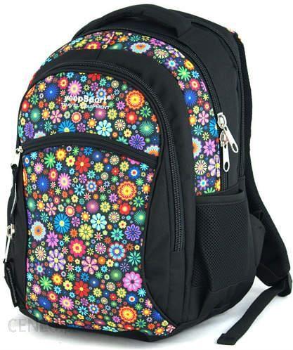 ab81d0e2a9c74 ... plecaki i torby szkolne Tornistry Yeepsport Tornister Szkolny S94Dx  Kolorowe Kwiaty 1. Yeepsport Tornister Szkolny S94Dx Kolorowe Kwiaty 1 -  zdjęcie 1