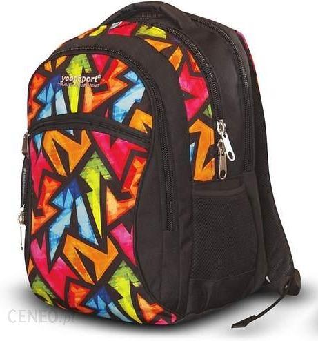 a5aa2906c6810 ... plecaki i torby szkolne Tornistry Yeepsport Tornister Szkolny S94Dx  Flash. Yeepsport Tornister Szkolny S94Dx Flash - zdjęcie 1
