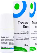 Thealoz Duo krople do oczu 10 ml