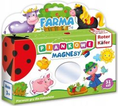 Roter Kafer Farma Piankowe Magnesy