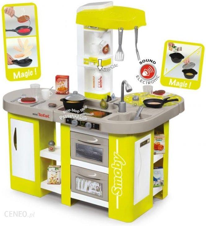 Zabawka Smoby Kuchnia Elektroniczna Studio Xl Magiczna Patelnia 311024 Ceny I Opinie Ceneo Pl