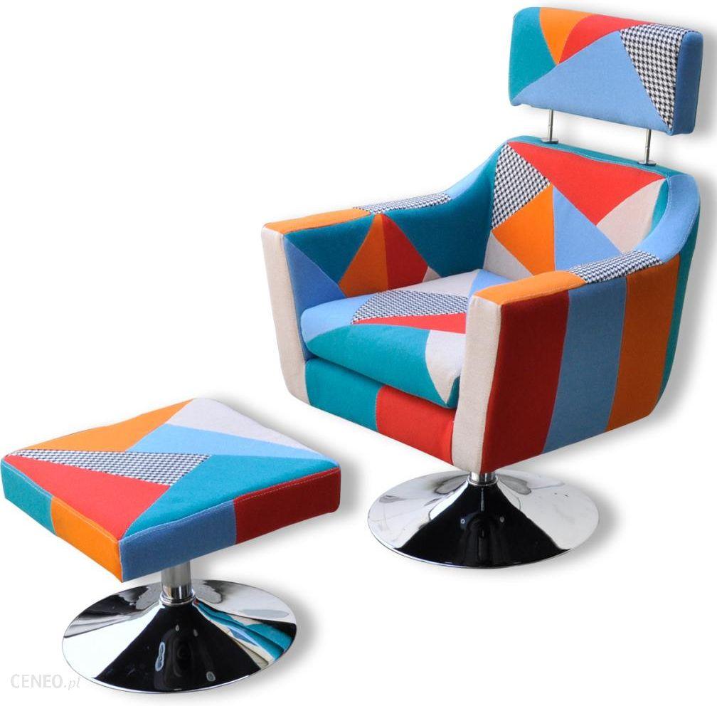 vidaXL kratinys fotelis, skirtas žiūrėti televizorių su kojos atrama