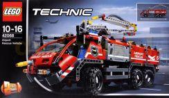 Klocki Lego Technic Pojazd Straży Pożarnej 42068 Ceny I Opinie