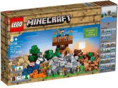a39fa688d Lego Minecraft Kreatywny Warsztat 2.0 (21135)