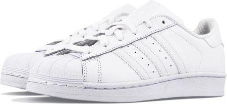 Buty dziecięce adidas Stan Smith białe skórzane Ceny i