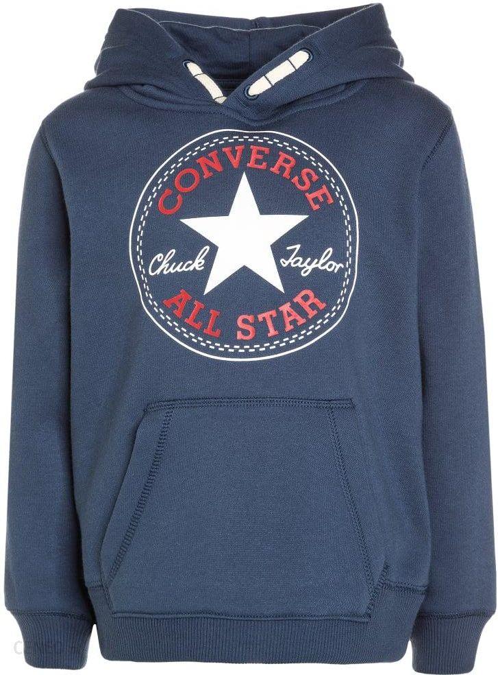 popularne sklepy Darmowa dostawa szczegóły Converse CORE Bluza z kapturem all star navy
