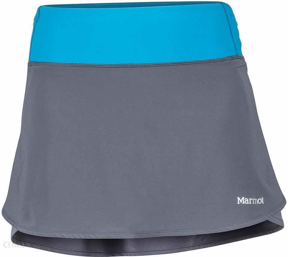 f191b093a8 Marmot Spódniczka Sportowa Wm S Pace Skort Dark Charcoal Slate Niebieski -  zdjęcie 1