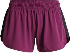 Zalando Sports Krótkie spodenki sportowe dark purple