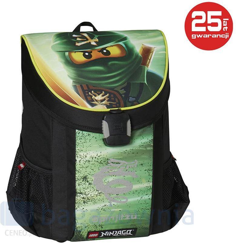 979cff1e533e6 Lego Tornister Easy Ninjango Lloyd Face 20043 1717 Zielony - Ceny i ...