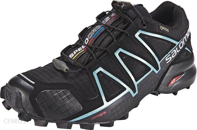 Salomon Speedcross 4 GTX niebieski czarny L38318700 6,5
