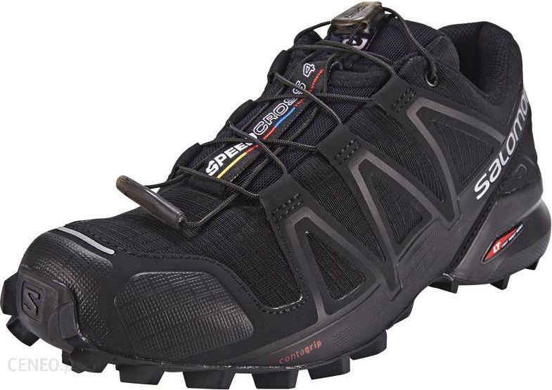 Salomon Speedcross 4 czarny L38309700 3,5