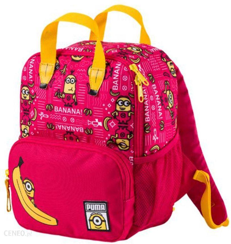 38ef3e90bc75a Puma Plecak Minions Small Backpack 074893 02 11 L - Ceny i opinie ...