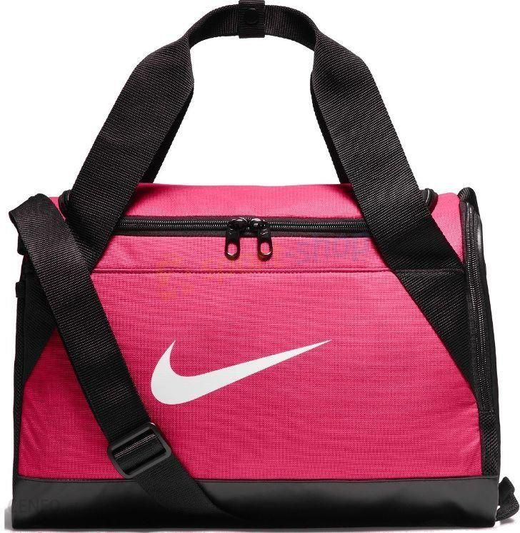 e548595aa3217 Torba Brasilia 6 XS Duffel 25L Nike (różowa)   WYSYŁKA 12h - Ceny i ...