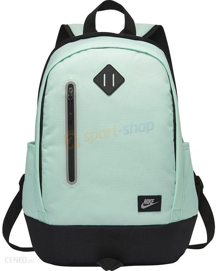 9bd2c4266ec0a Nike Plecak Szkolny Cheyenne Solid Miętowy - Ceny i opinie - Ceneo.pl