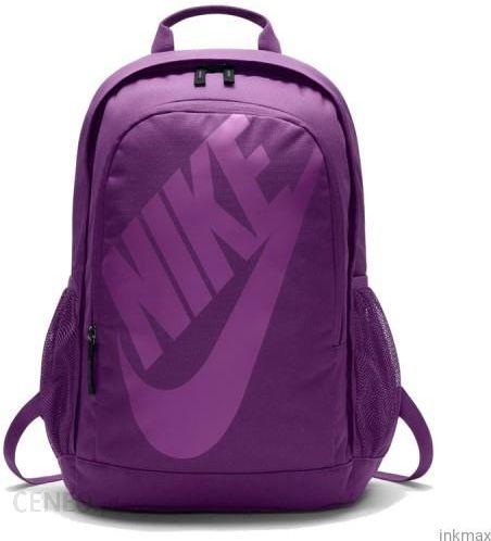 ef1361d6998d9 Nike Plecak Szkolny Młodzieżowy Futura Fiolet - Ceny i opinie - Ceneo.pl