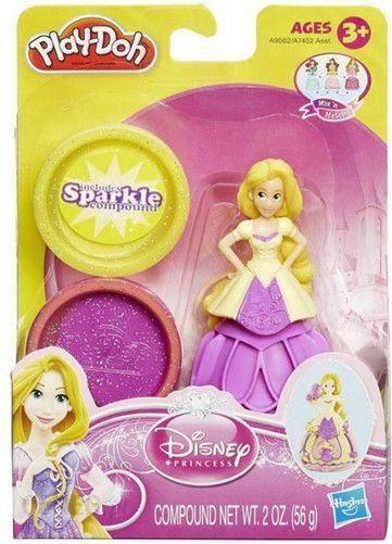 Hasbro Play Doh Disney Księżniczki Figurka Roszpunki A9062a7402