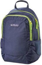 819259ce6ea87 ... Szkolny Be Bag Cube Blue Checked 514918. Herlitz Plecak Blue Lime