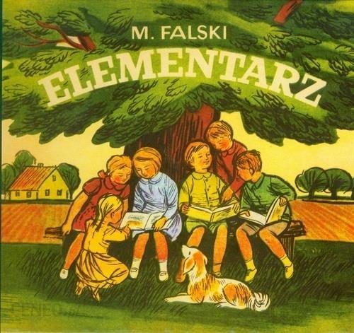 Podręcznik szkolny Elementarz Falski (reprint 1957) - Ceny i ...