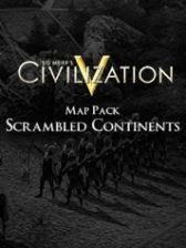 Sid Meier's Civilization® V: Scrambled Continents Map Pack (MAC) - zdjęcie 1