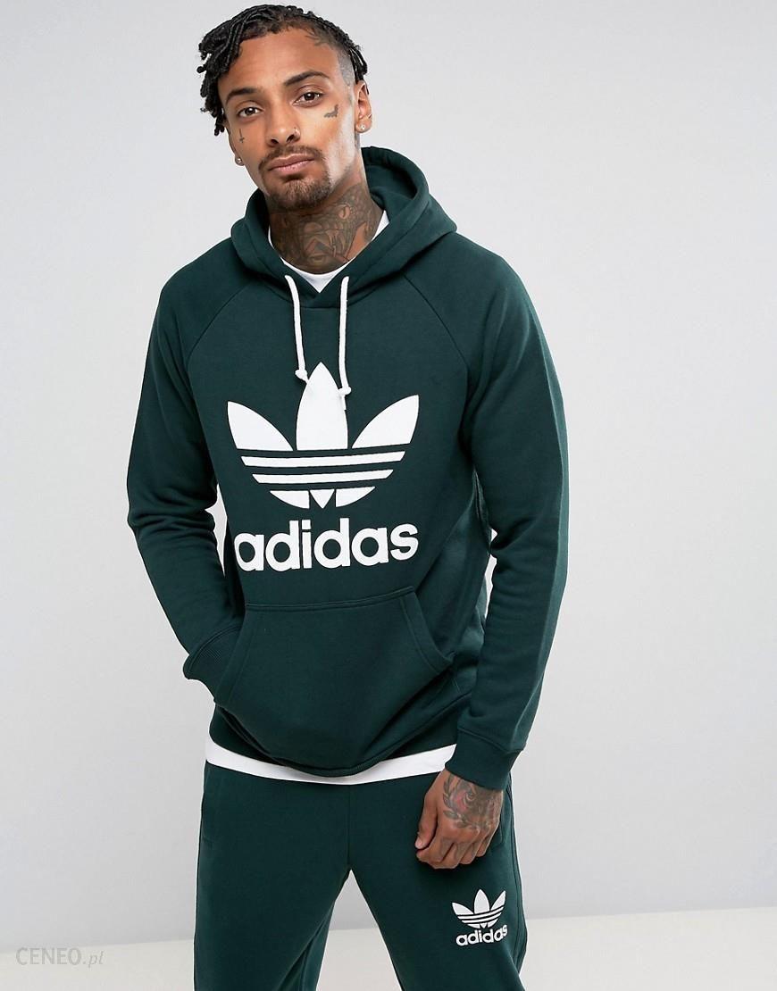 Details about Men's zippered hoodie Adidas Originals Street Essentials Zip Hoody Black Sweat