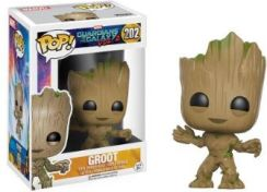 POP Groot Bobblehead Figure from Guardians 2