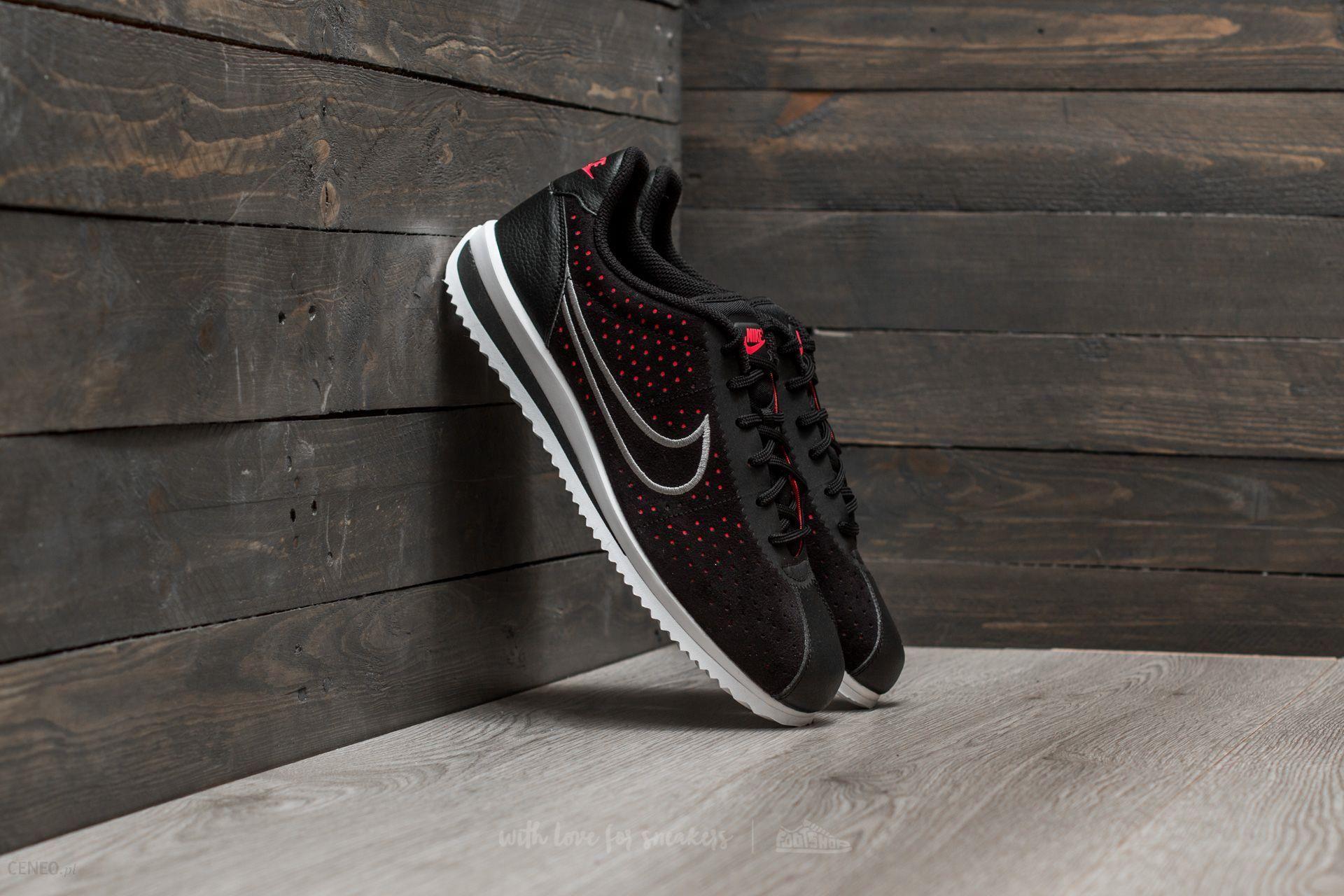 best website 42635 ed98a Nike Cortez Ultra Moire 2 Black/ Wolf Grey-Solar Red