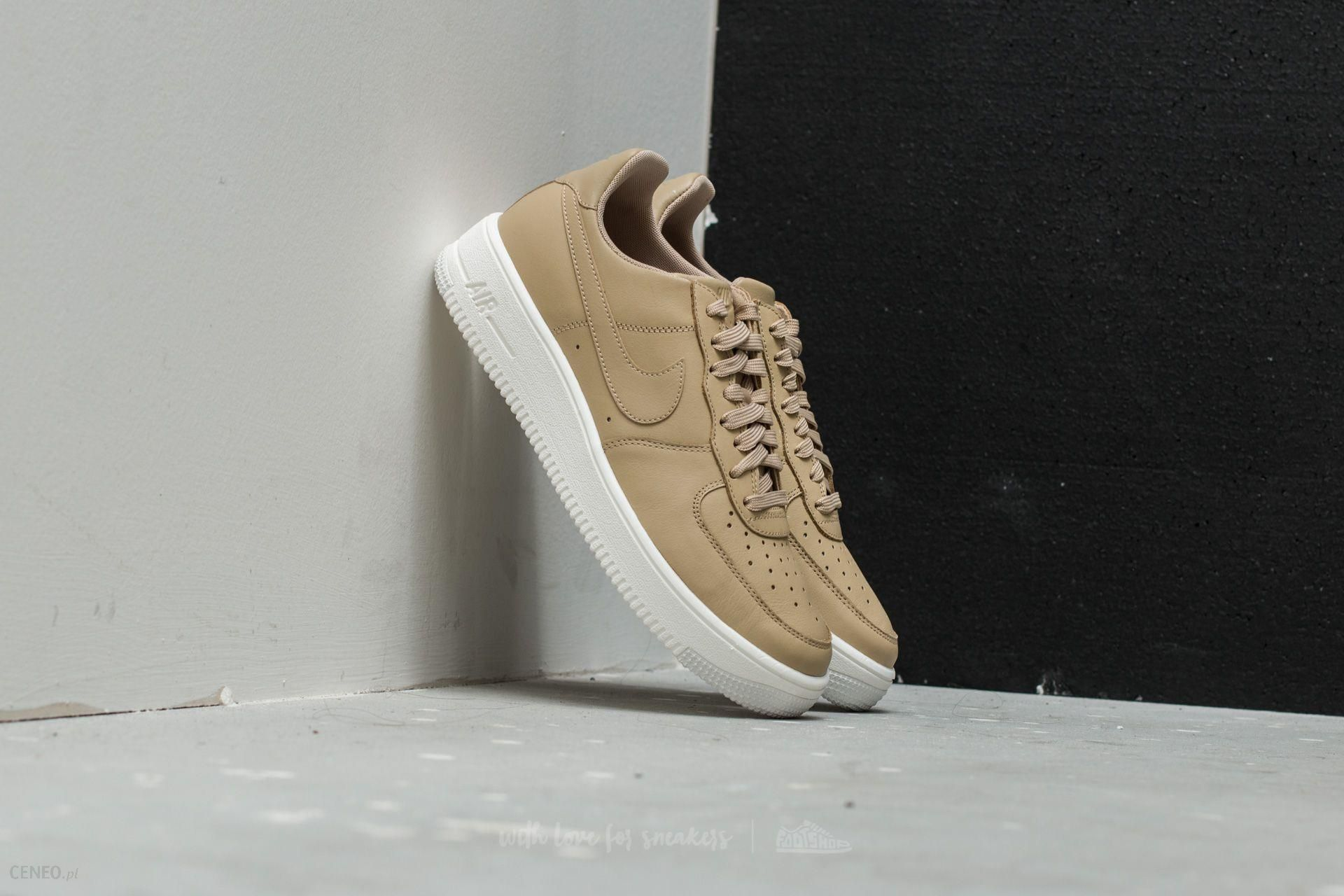 Nike Air Force 1 Ultraforce Leather: Three Color Options