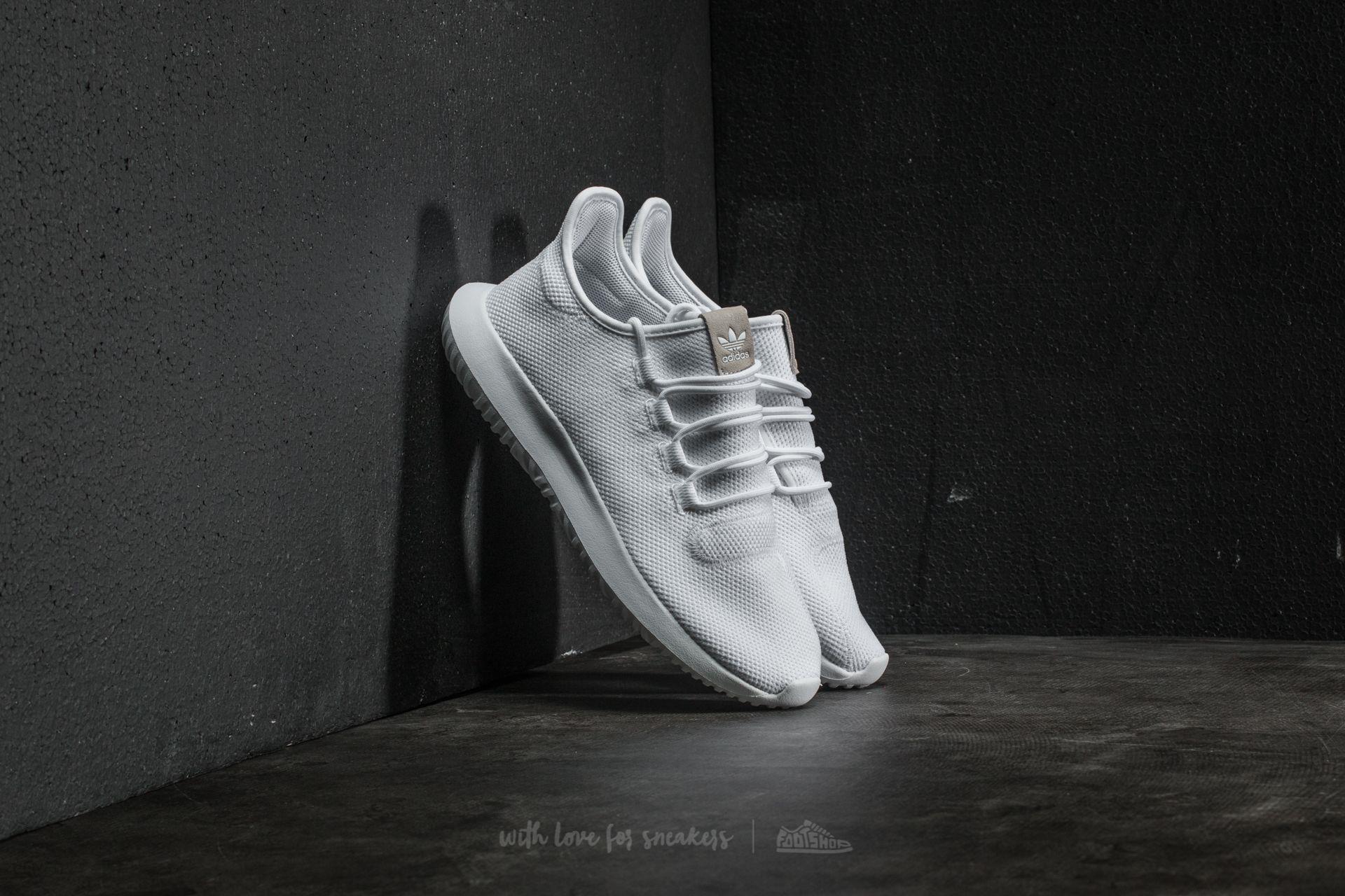 adidas Tubular Shadow Ftw White Core Black Ftw White
