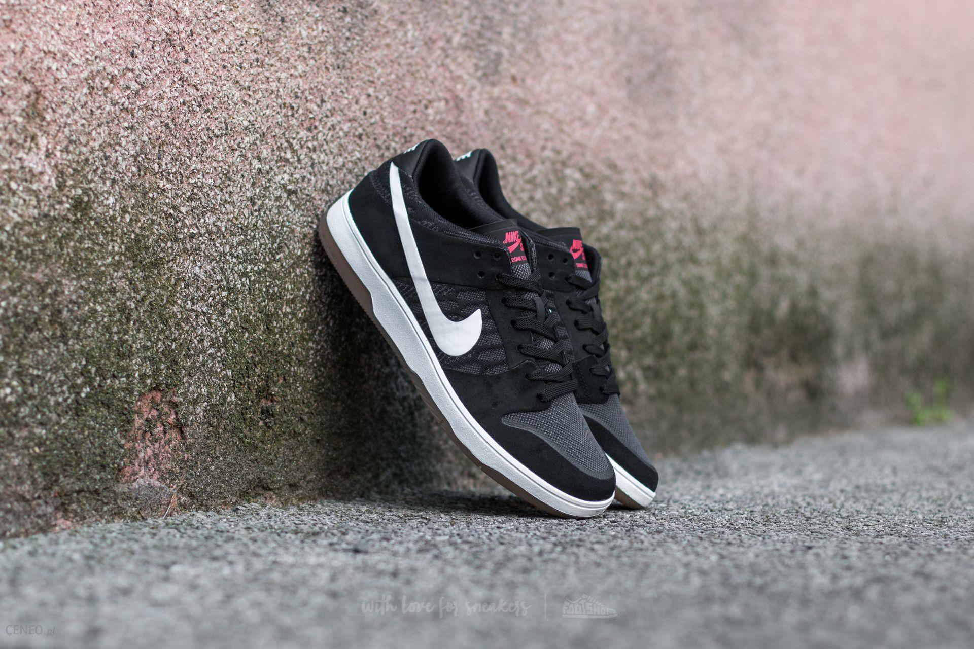 competitive price 54ef4 1742f Nike SB Zoom Dunk Low Elite Black White-Gum Light Brown - zdjęcie 1