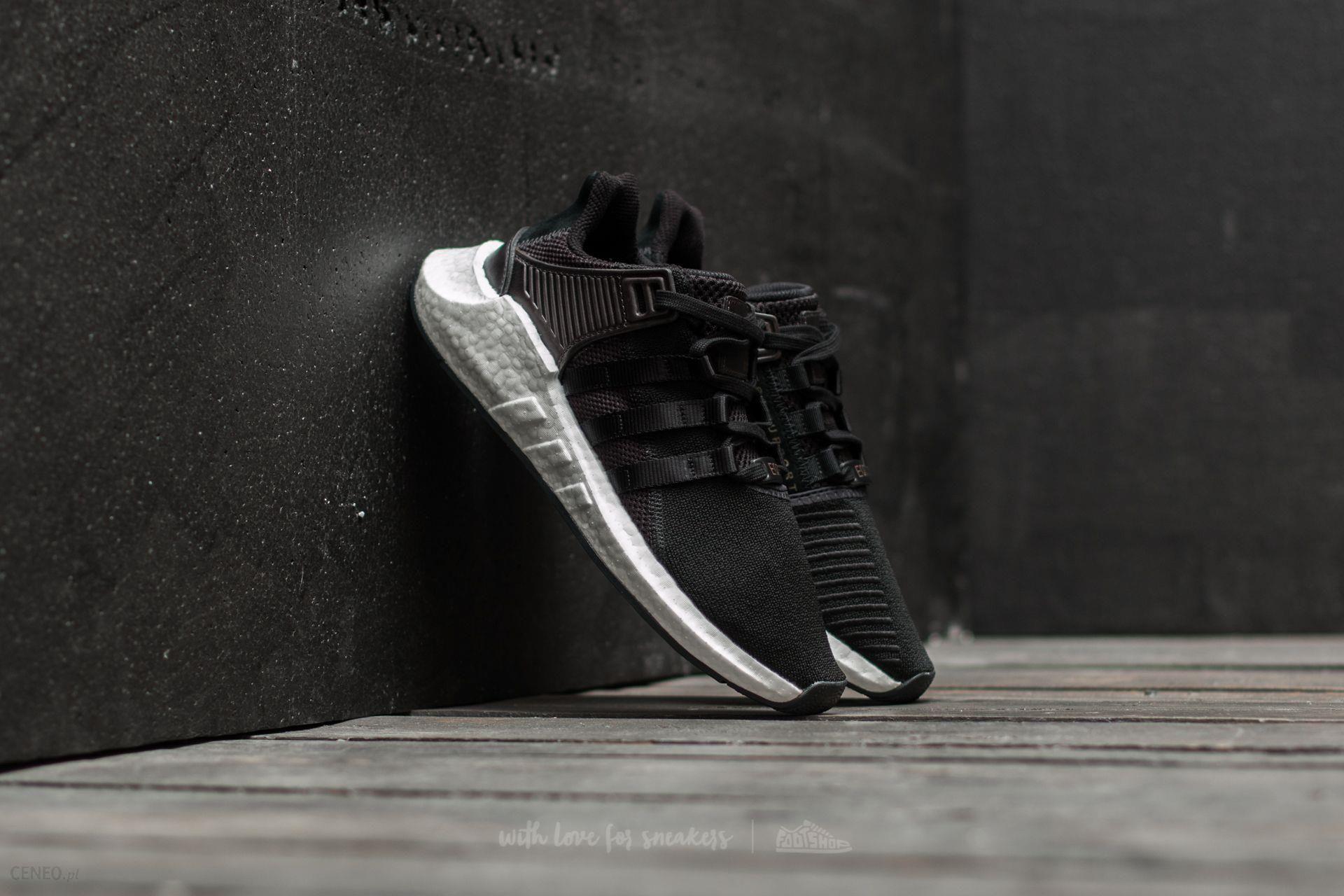 promo code 34d76 3ecc4 adidas EQT Support 93 17 Core Black Ftw White - zdjęcie 1