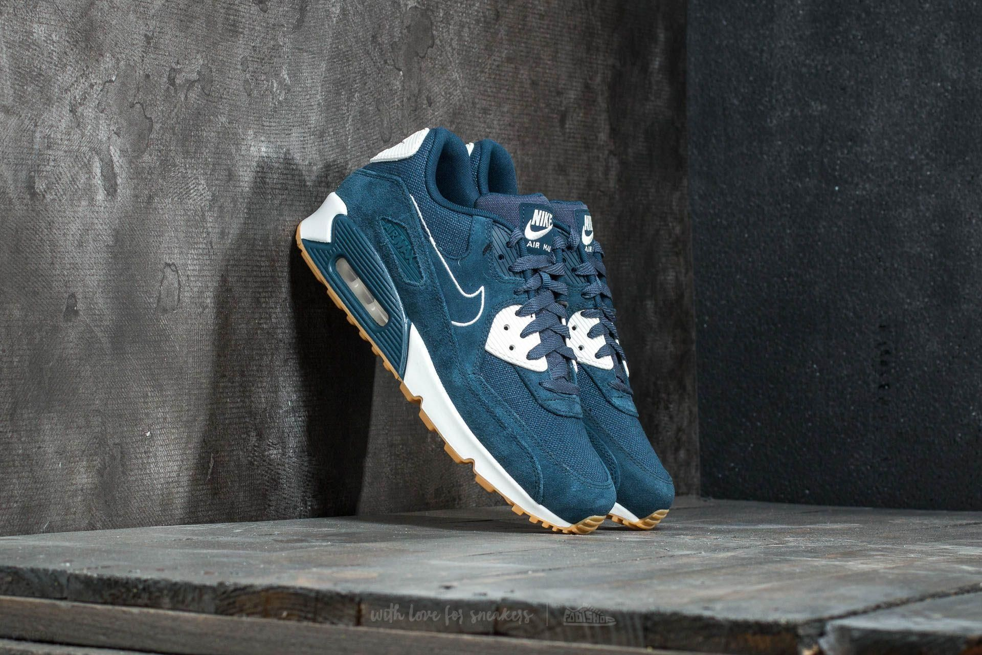 nike air max 90 navy blue