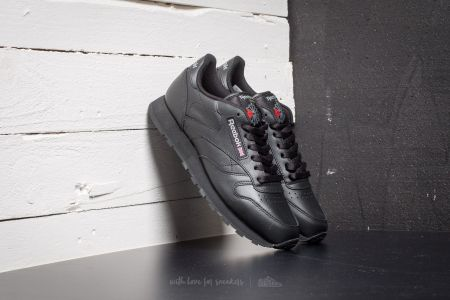 Opening Ceremony x Reebok Classic Leather Black | DV5224