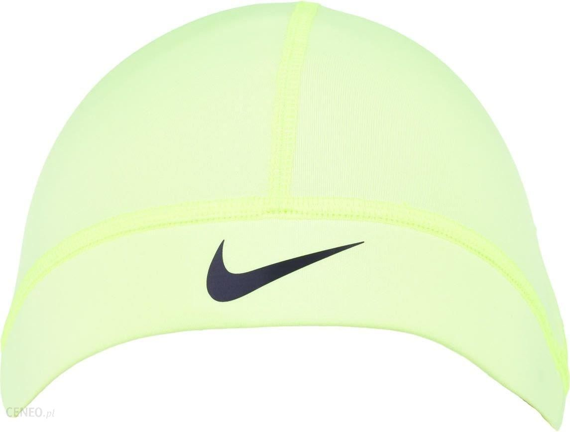 Nike Czapka PRO COMBAT HYPERWARM SKULL CAP VOLT Ceny i opinie Ceneo.pl