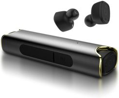 TWS S2 Bluetooth V4.2 Headset Built-in Mic IPX7 Waterproof with Charging Box