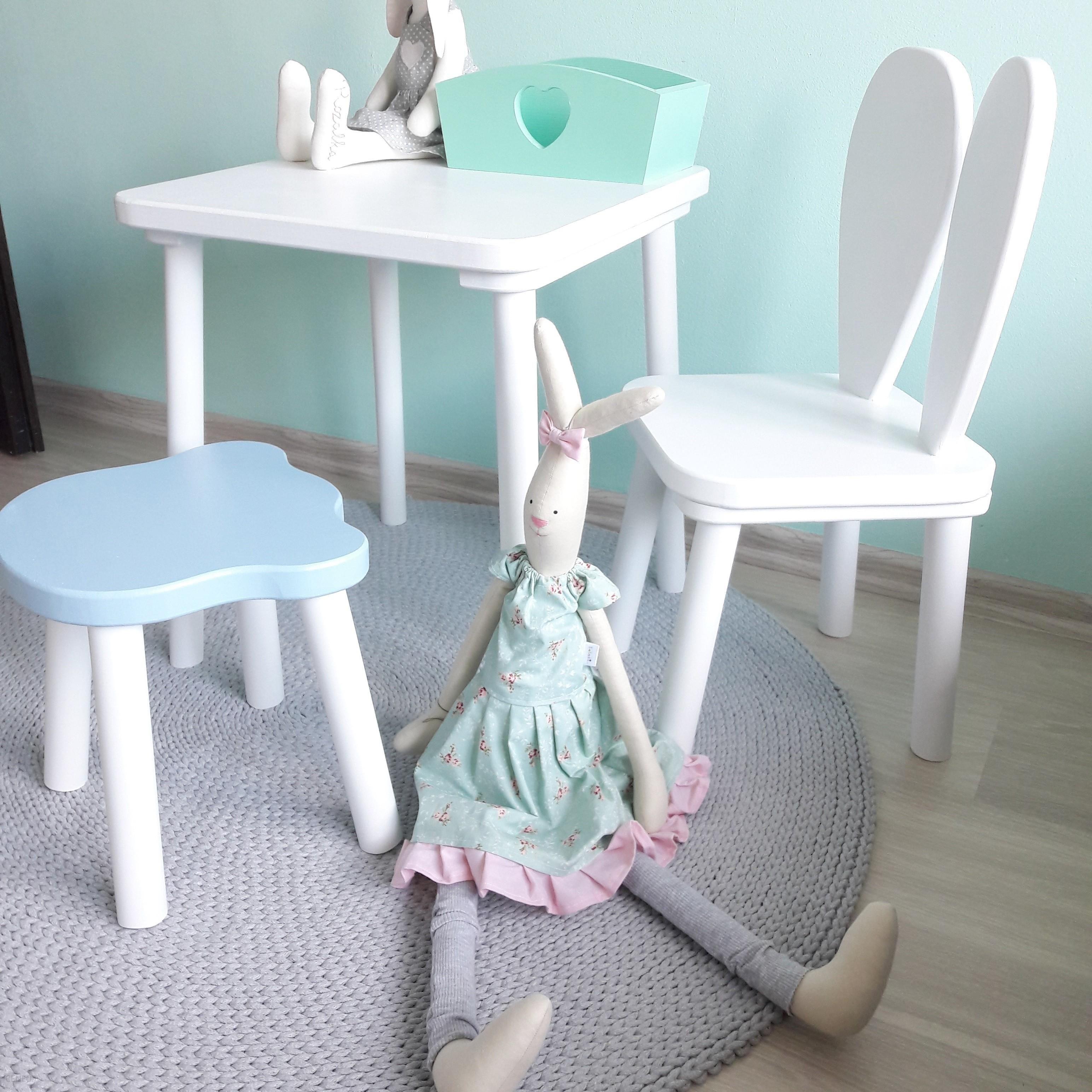 Drewniany Stolik Dla Dziecka
