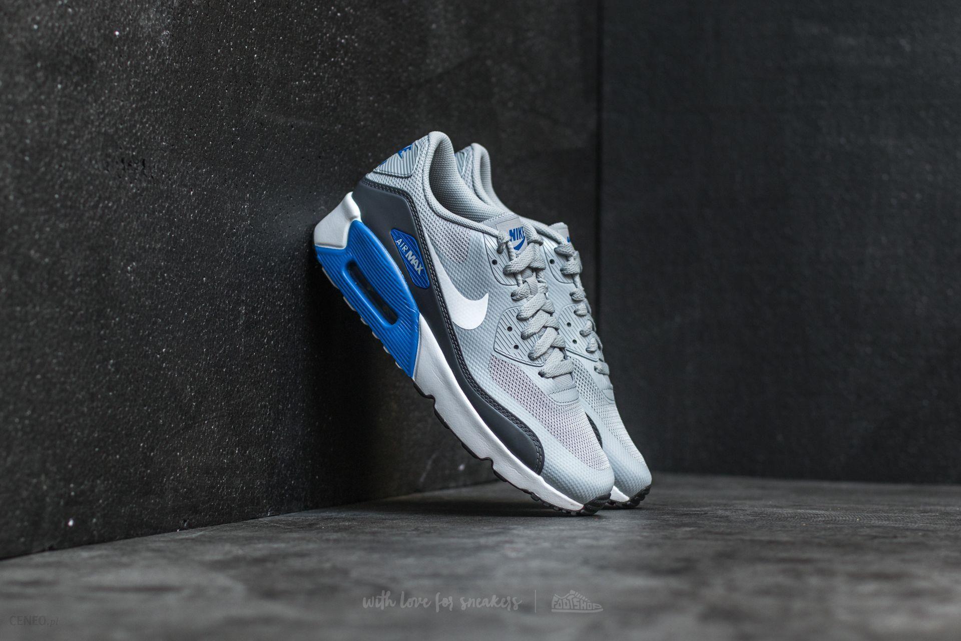 Nike Air Max 97 (GS) Wolf Grey White Ceneo.pl