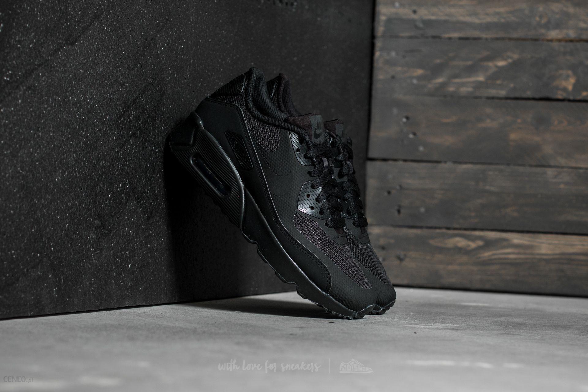 pretty nice fb138 1155f Nike Air Max 90 Ultra 2.0 (GS) Black Black-Black - zdjęcie