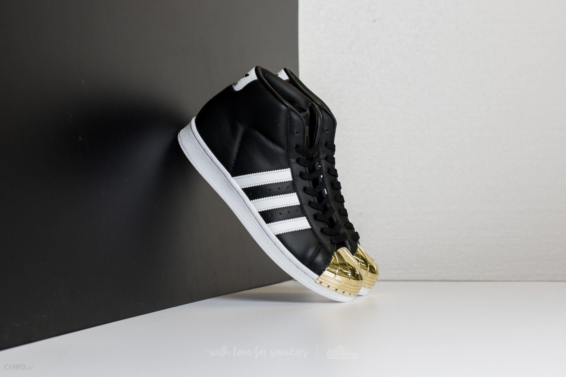 adidas Promodel Metal Toe W Core Black Ftw White Gold Metallic
