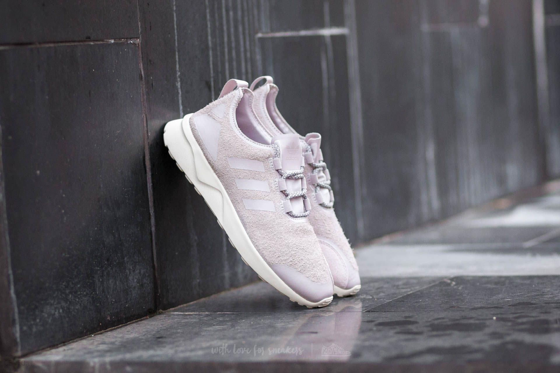 adidas Zx Flux Adv Verve W Ice Purple Off White