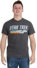 Star Trek Enterprise Rainbow Trail T-Shirt