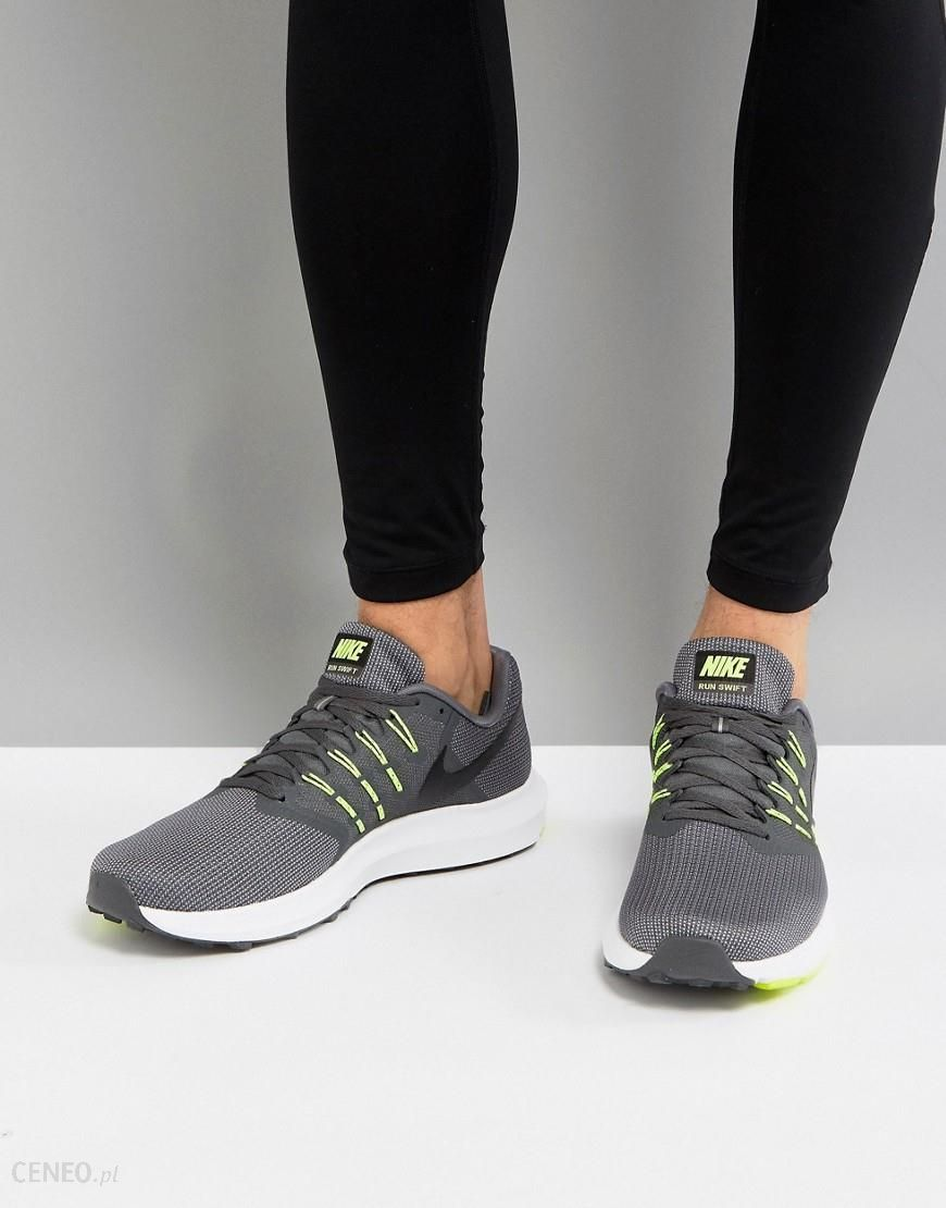 Nike Running Swift Trainers In Grey 908989 007 Grey