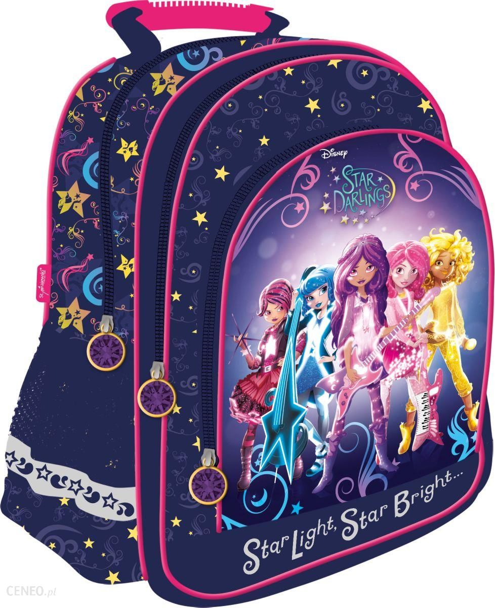 c18adff548b5a Disney Star Darlings plecak szkolny - Ceny i opinie - Ceneo.pl