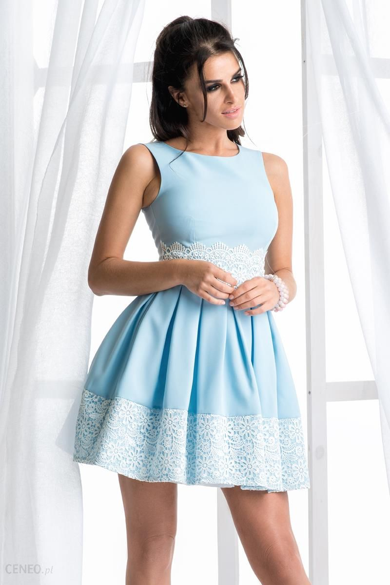 18ada46b38 Damska sukienka suknia rozkloszowana na wesele XS - Ceny i opinie ...