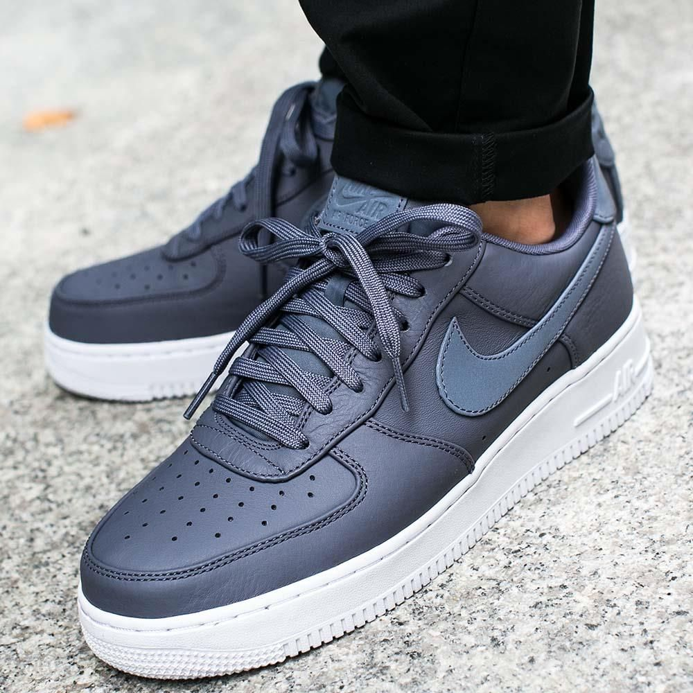 buty nike air force 1 '07 premium black